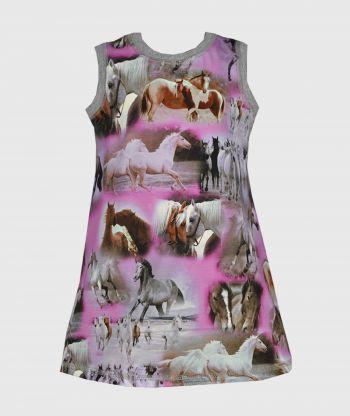 Dress Horses Purple