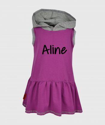 Everyday Swirling Purple/Grey Dress