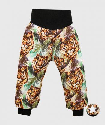 Waterproof Softshell Pants Tigers
